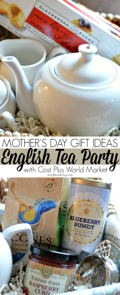 This is over 15 wonderful Mother's Day Gifts that cover you for the whole day, from breakfast in bed to wine in the evening. Such great gift ideas for all different tastes and interests.