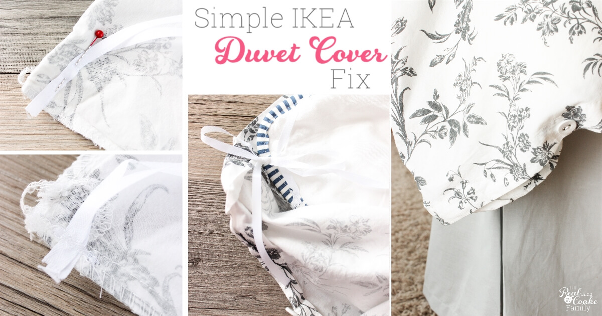 How To Fix Your Ikea Duvet Covers