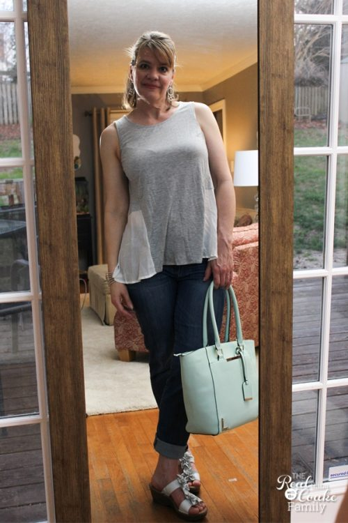 This is a great Stitch Fix Review with honesty and fun tips on how to improve your fixes and the fashion in your wardrobe .