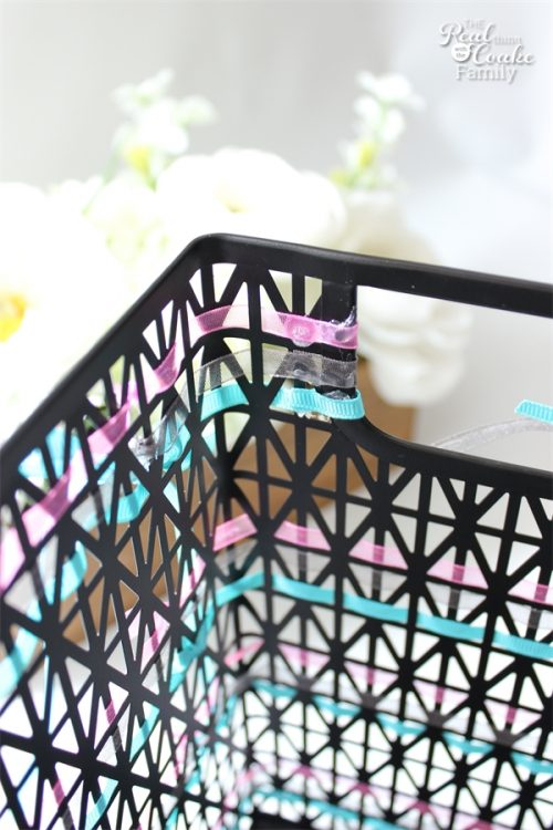 I love diy crafts that help me get more organized. This cute craft will help me organize my office and all those papers. Looks quick and easy, too.