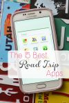 These are the 15 best apps to use for a successful road trip! These are the essential apps for a successful trip. Love the tips and hacks for making it the trip fun for the whole family. Perfect for our summer road trip with the kids.