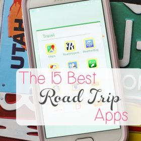 The 15 Best Apps for a Road Trip