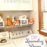 Doing Laundry and Saving Space (and the Earth!)