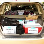 How to Pack the Car for a Road Trip with Kids