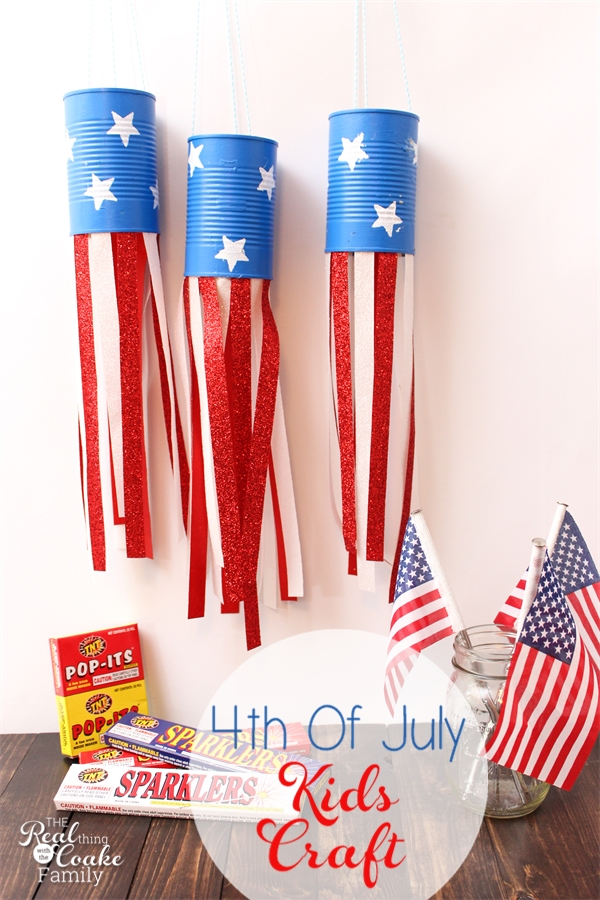 Easy Memorial Day Crafts