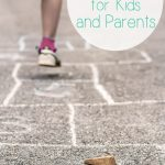 Chalk Activities for Kids and Parents ~ Real Summer of Fun