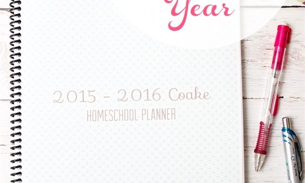 How to Organize Your Homeschooling Year