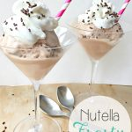 Nutella Recipe to Make Delicious Frosty's