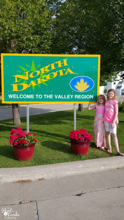 What a great Family Road Trip. There are great road trips idea for kids and the whole family. This post covers a road trip from Virginia to North Dakota.