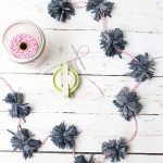Make Fun Denim Pom Poms