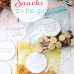 Fun Snacks on the Go for Kids