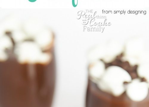S'mores Parfait Recipe ~ Real Summer of Fun