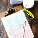 Free Printable Packing List