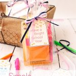 Simple Back to School Teacher Gifts