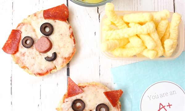 Adorable and Delicious Lunch Ideas
