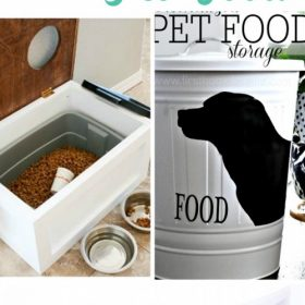 Let's Talk about Pet Food and 10 ways to Organize it