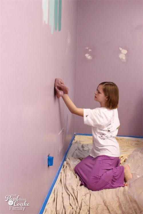 How To Paint A Room And Have Your Kids Help