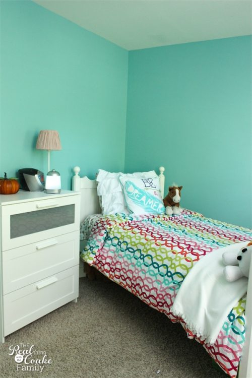 How to Paint a Room and Have Your Kids Help How To Paint A Bedroom on drawing a bedroom, tree on wall bedroom, picking a color for a bedroom, feng shui bedroom, painting a bedroom,