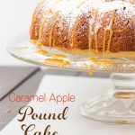 Caramel Apple Pound Cake Recipe