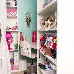 DIY Kids Corner Desk ~ A Partial IKEA Hack Desk