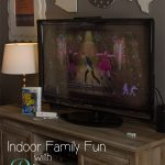 Disney Just Dance ~ Perfect Indoor Family Fun