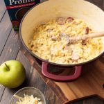 One Pot Sausage and Apple Pasta Dinner Recipe