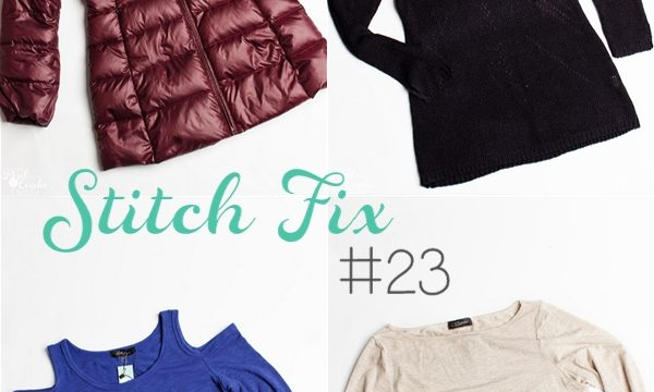Stich Fix #23 – A Stitch Fix Review