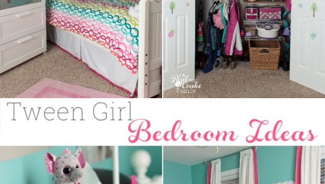 Cute Bedroom Ideas for Tween Girls