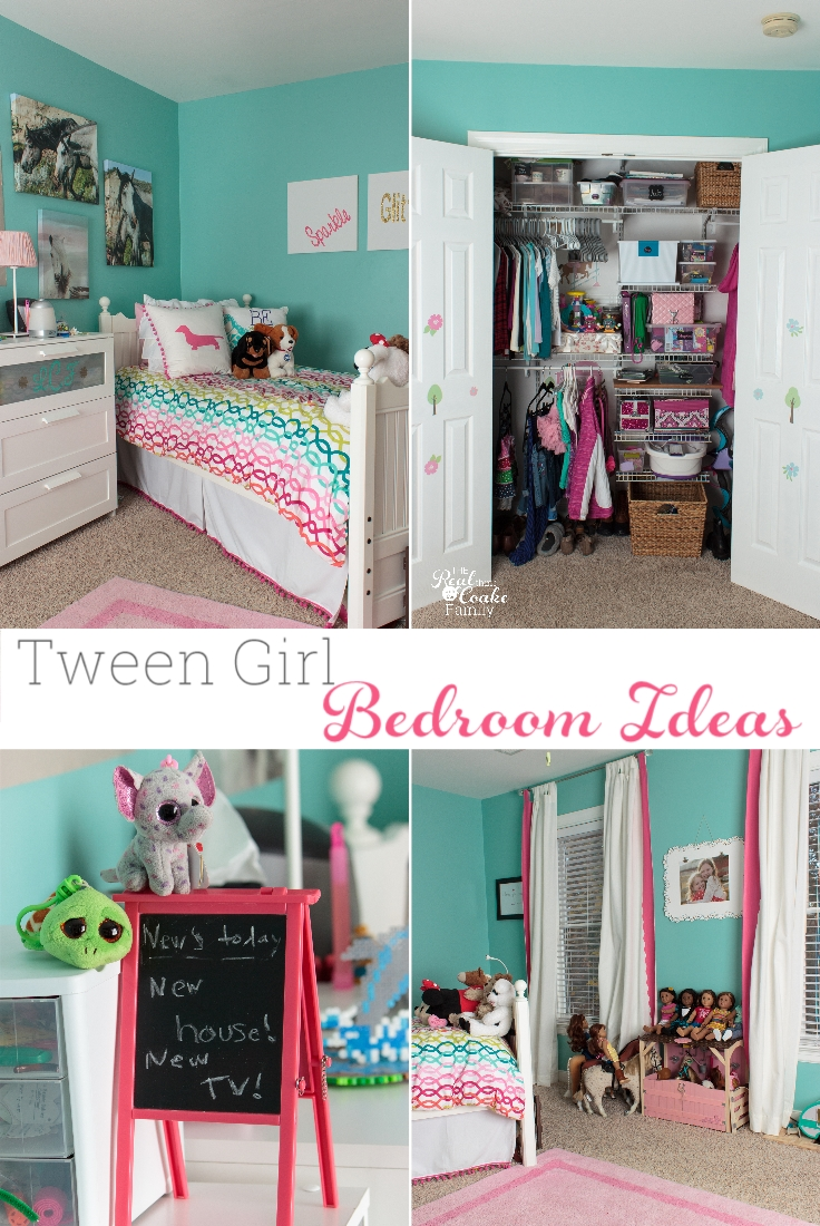 Cute bedroom ideas and diy projects for tween girls rooms for Cute easy diy bedroom ideas