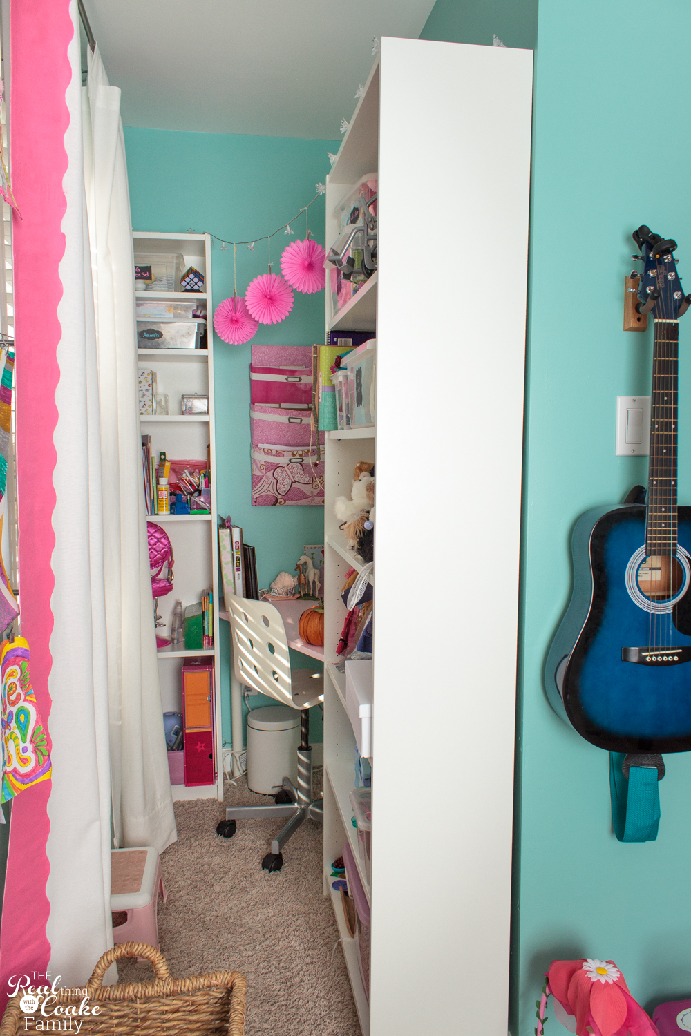 Cute bedroom ideas 21 the real thing with the coake family - Cute room ideas for tweens ...