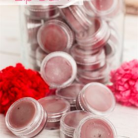 How to Make Lip Balm ~ A Fun Activity to do with Your Kids