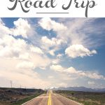 Real Organized Road Trip Planner