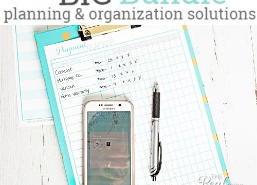 Get Your Home and Family Organized