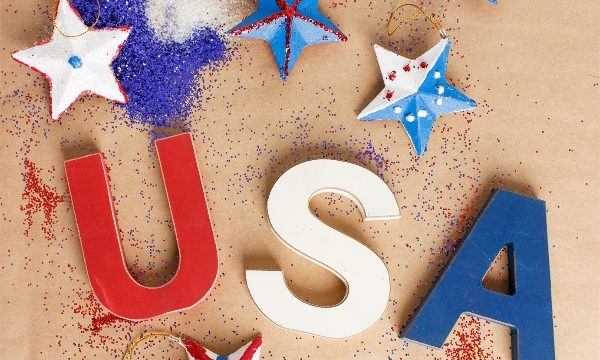 Fun 4th of July Craft for Kids and Parents, too!