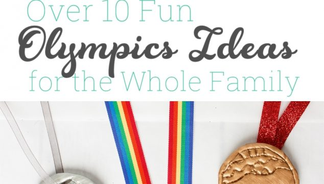 Over 10 Fun Olympics Ideas for the Whole Family