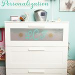 DIY Dresser Personalization an IKEA Hack