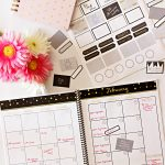 Real Organized Printable Calendar