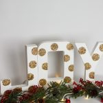 Seeing Dots – DIY Christmas Decoration