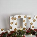 Seeing Dots – DIY Christmas Decoration