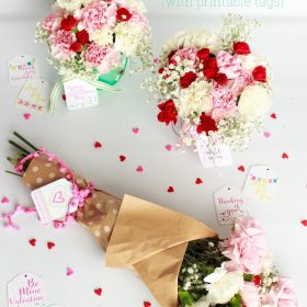 Beautiful DIY Gift Idea for Valentine's Day, Teacher Appreciation Day and More