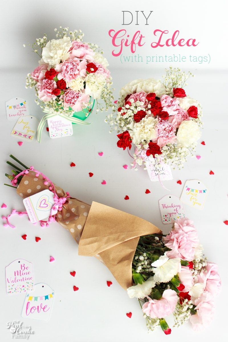 Beautiful Diy Gift Idea For Valentines Day Teacher