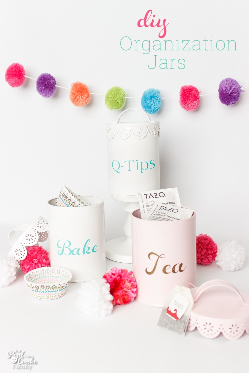 Diy Organization Idea With An Easy And Cute Craft