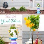 Spring Yard Refresh with Fun Backyard Ideas