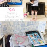Cuteness in a Kid's Clothing Subscription Box