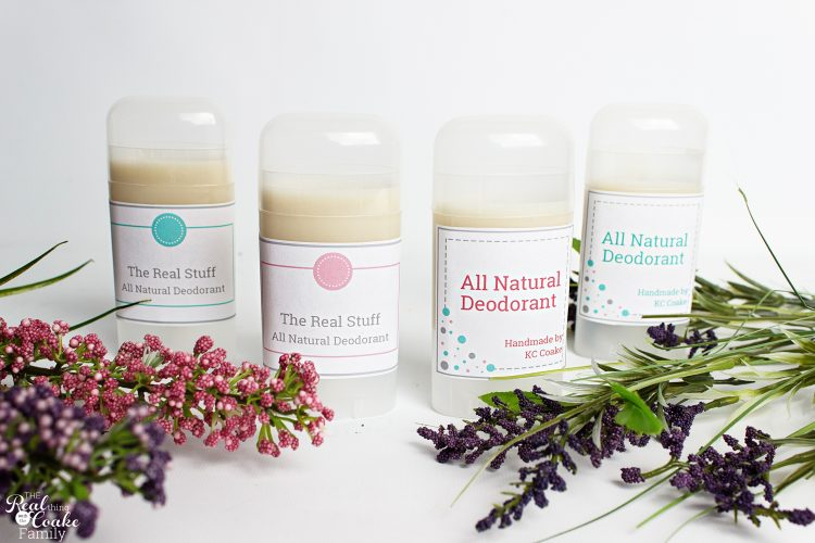 This is the best DIY all natural deodorant recipe and how to make deodorant. Perfect for my sensitive skin with the Shea Butter and Beeswax.
