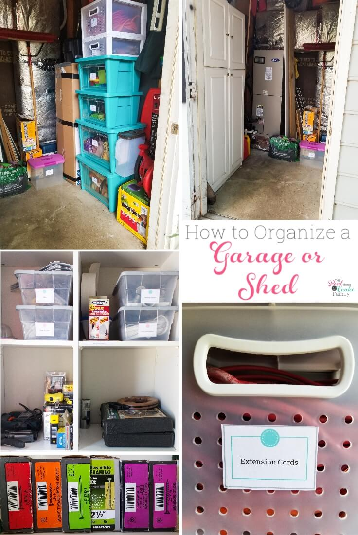 Garage Organization Ideas Makeover Diy Projects