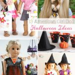 13 Great American Girl Doll Halloween Ideas