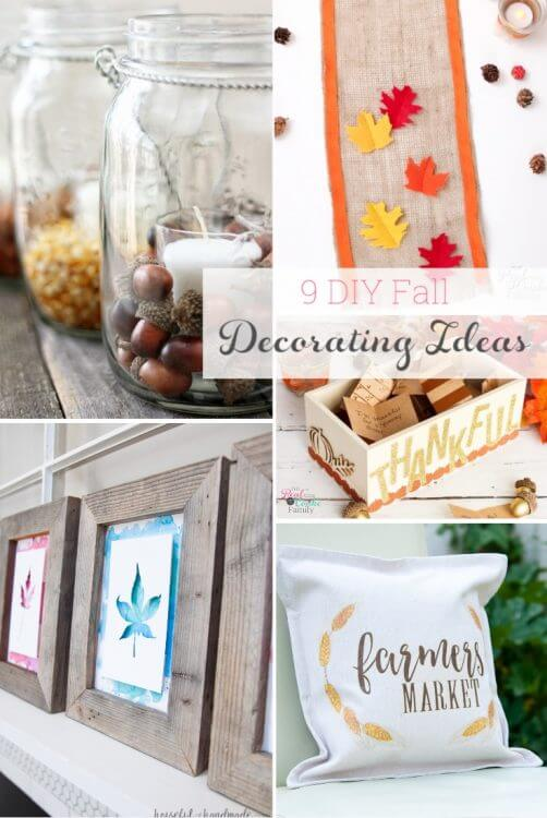 Such Great Fall Decorations And Ideas For Decorating My Home. I Love That  They Are