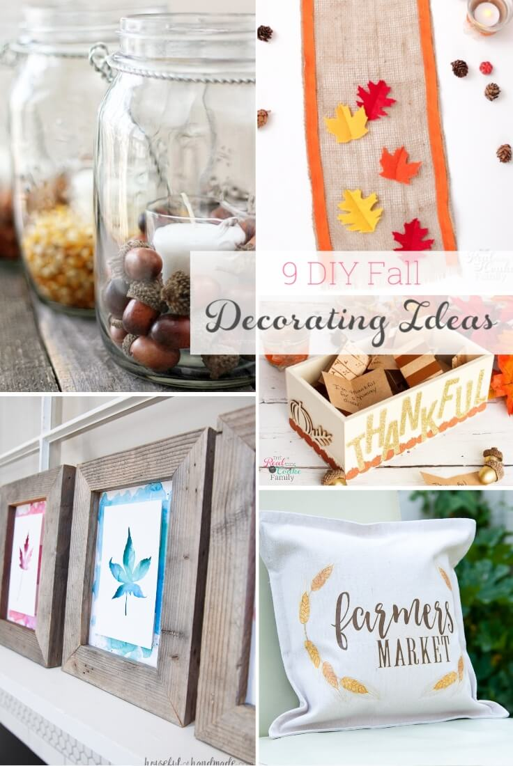 9 Fabulous Diy Fall Decor Ideas For Decorating Your Home