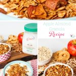 Homemade Apple and Almond Granola Recipe